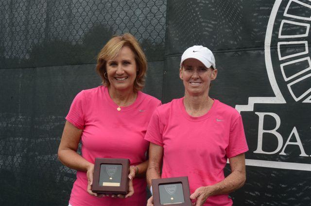 USTA National Women's 50 Clay Court Championship – Finals