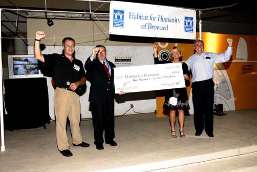 New Zealand Marine Industry Raises Over $10,000 in Charity Auction