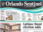 Orlando Sentinel - click to read