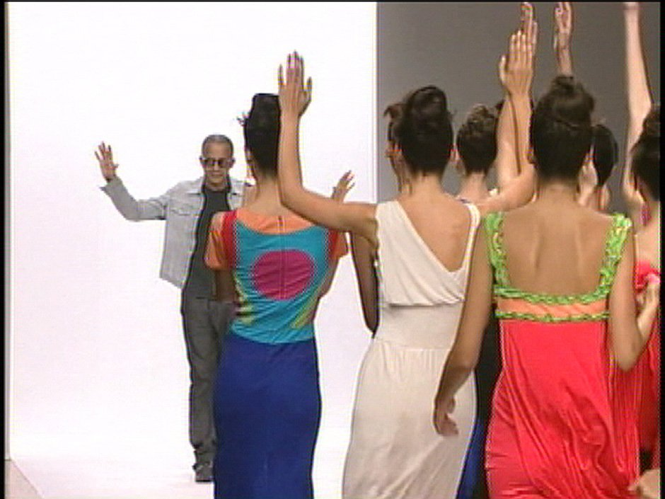 Fashion Icon Stephen Burrows Enchants Paris