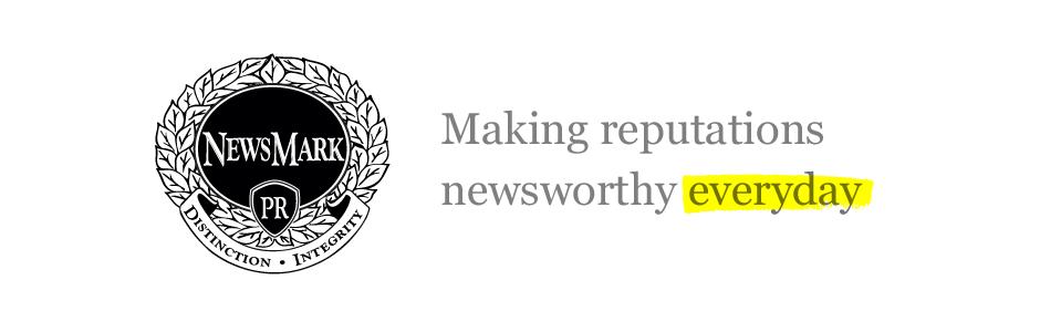 NewsMark Public Relations making reputations newsworthy