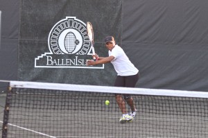 Serena Williams at BallenIsles