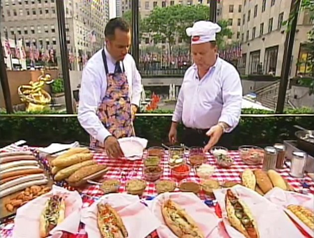 NewsMark Public Relations serves up Restaurant Franchise on NBC Today Show