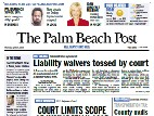 Palm Beach Post - click to read