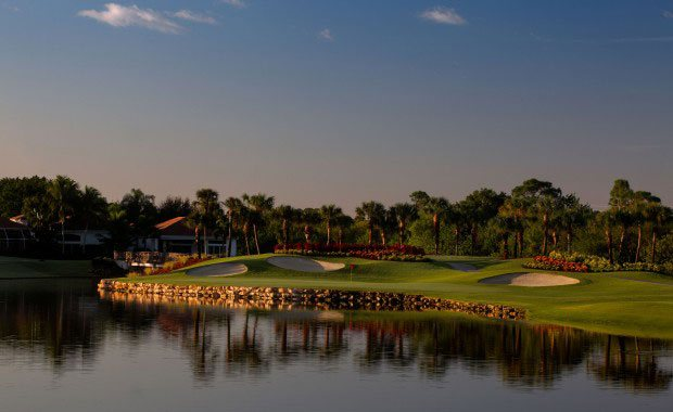 BallenIsles famed north golf course re-launched