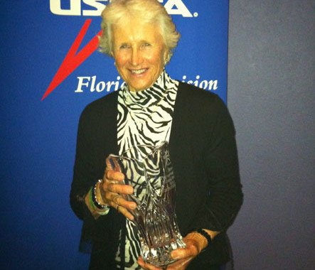 BallenIsles Country Club's Director of Tennis awarded USPTA Florida PRO OF THE YEAR