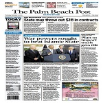 Palm Beach Post Feb 12 - click to read