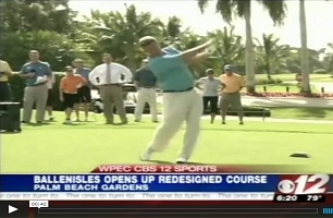News 12 features golf and country club client