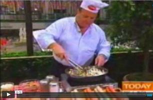 NBC Today show features restaurant client